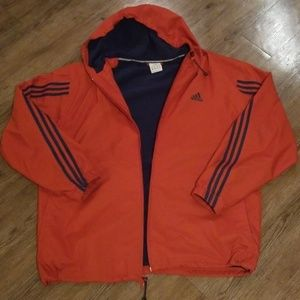 Men's Adidas Windbreaker